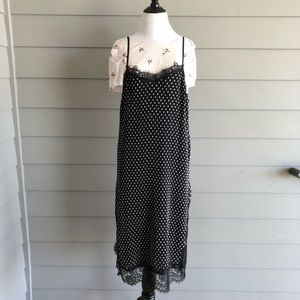 326ca722888f Free People Dresses - Free People Margot Slip Dress and Floral Tee